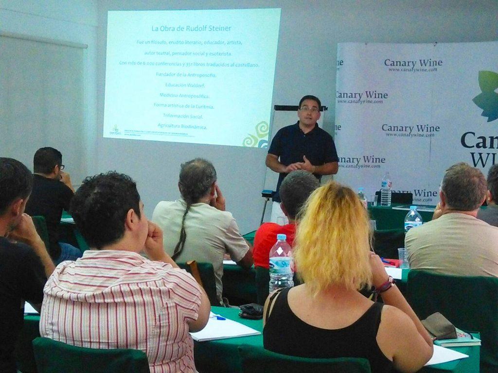 La viticultura  biodinámica, una herramienta para la agricultura sostenible